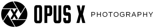 Opus X Photography Logo